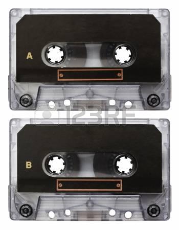 los cassette tenían un lado A y un lado...