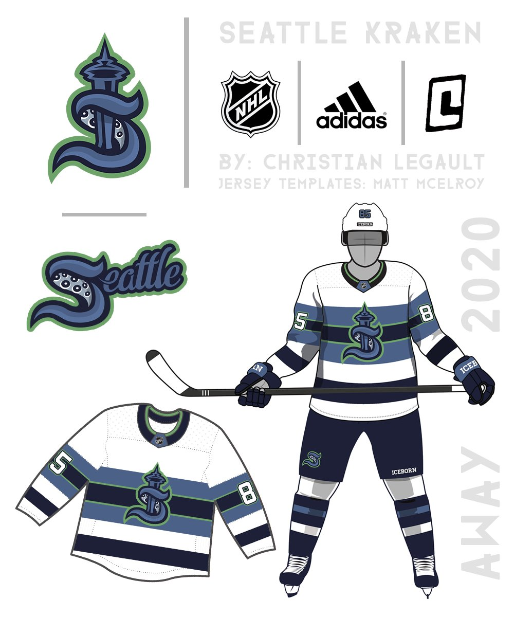 Seattle's Future NHL Franchise Name Possibilities, Ranked From Cougars To Kraken