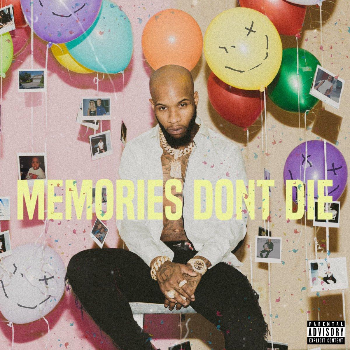 MEMORIES DONT DIE 🎈 OUT NOW . smarturl.it/MemoriesDontDie