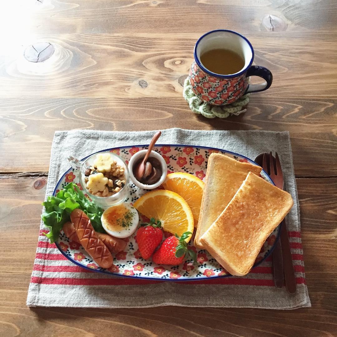 Открытки для завтрака, веры