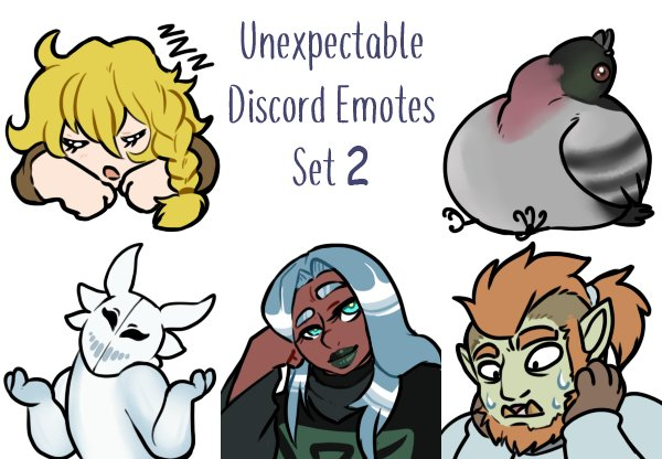 Sleepysith On Twitter What Is The Unexpectables Discord I Ve Been Trying To Find It I wonder if it meant protecting solly, what lengths would kei ретвитнул(а) the unexpectable. twitter