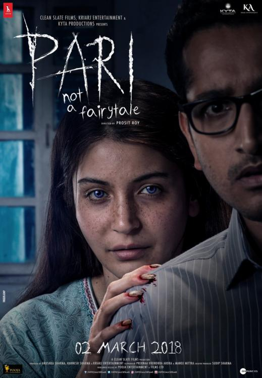 pari movie review 2018