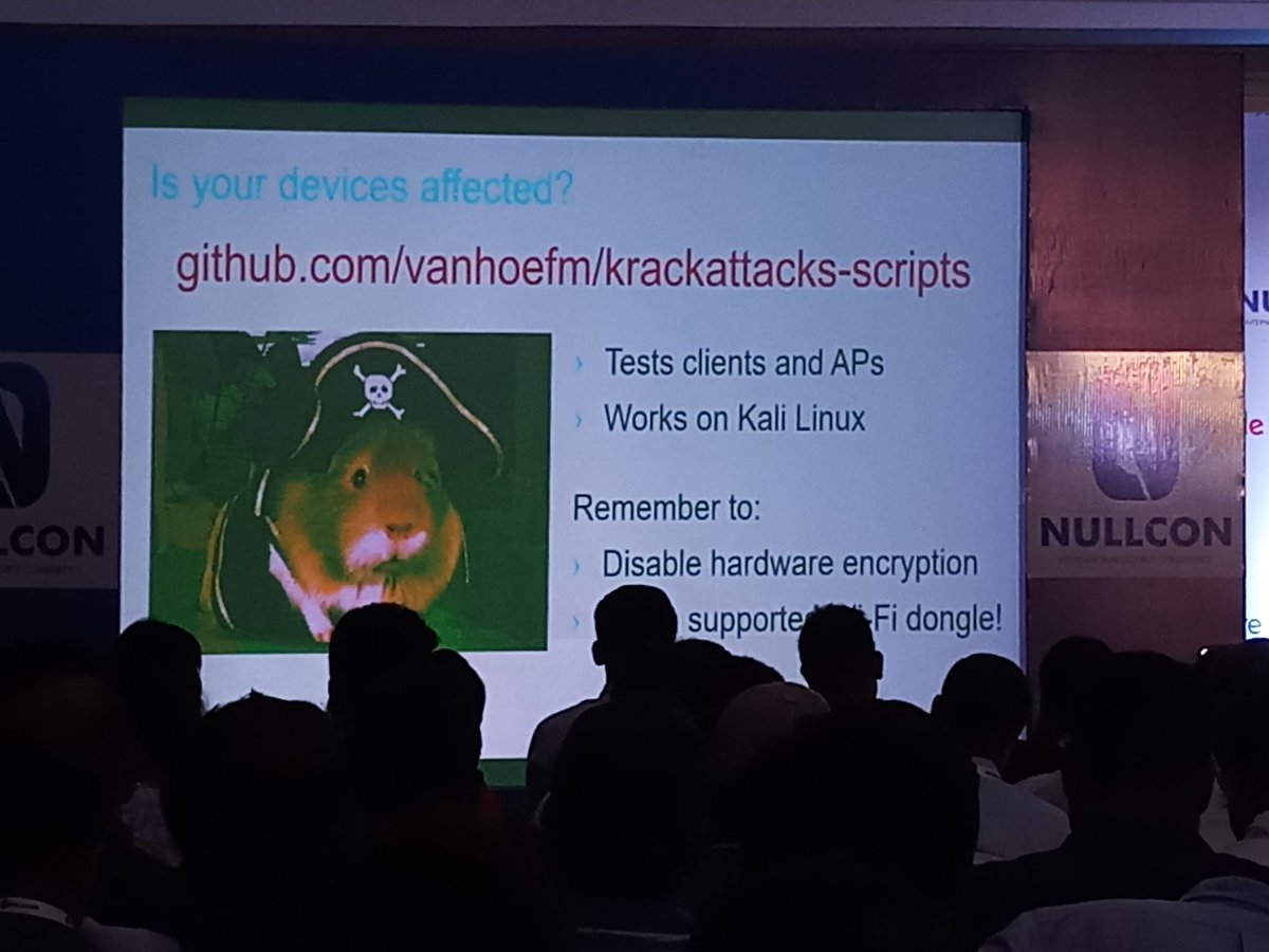 krack attack using kali