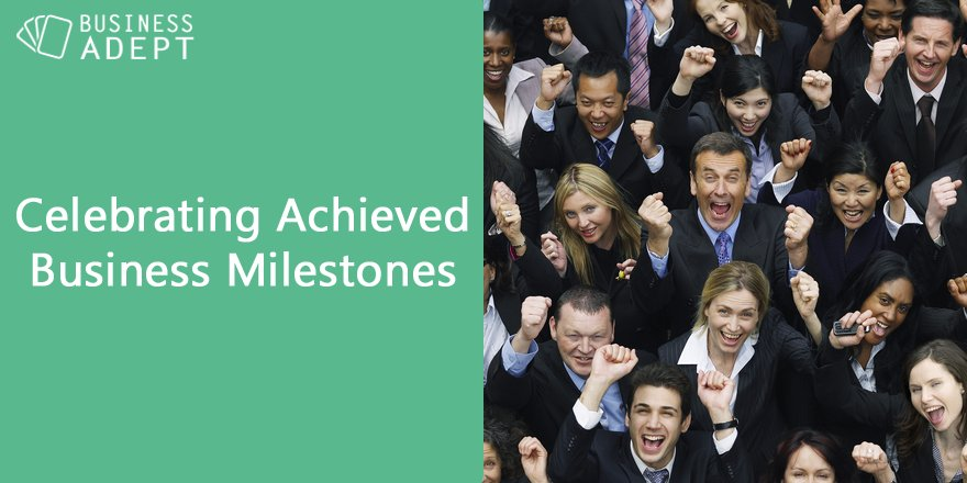 It could be a standing annual occasion to celebrate the year's achievements or an impromptu gathering. Whatever you decided Here's Why You MUST Celebrate When You Achieve Your #BusinessMilestones >>  http:// bit.ly/WhyYouShouldCe lebrateBusinessMilestones  …   #BusinessGoals #BusinessTargets @UKBizInfo<br>http://pic.twitter.com/W20kX85gRR