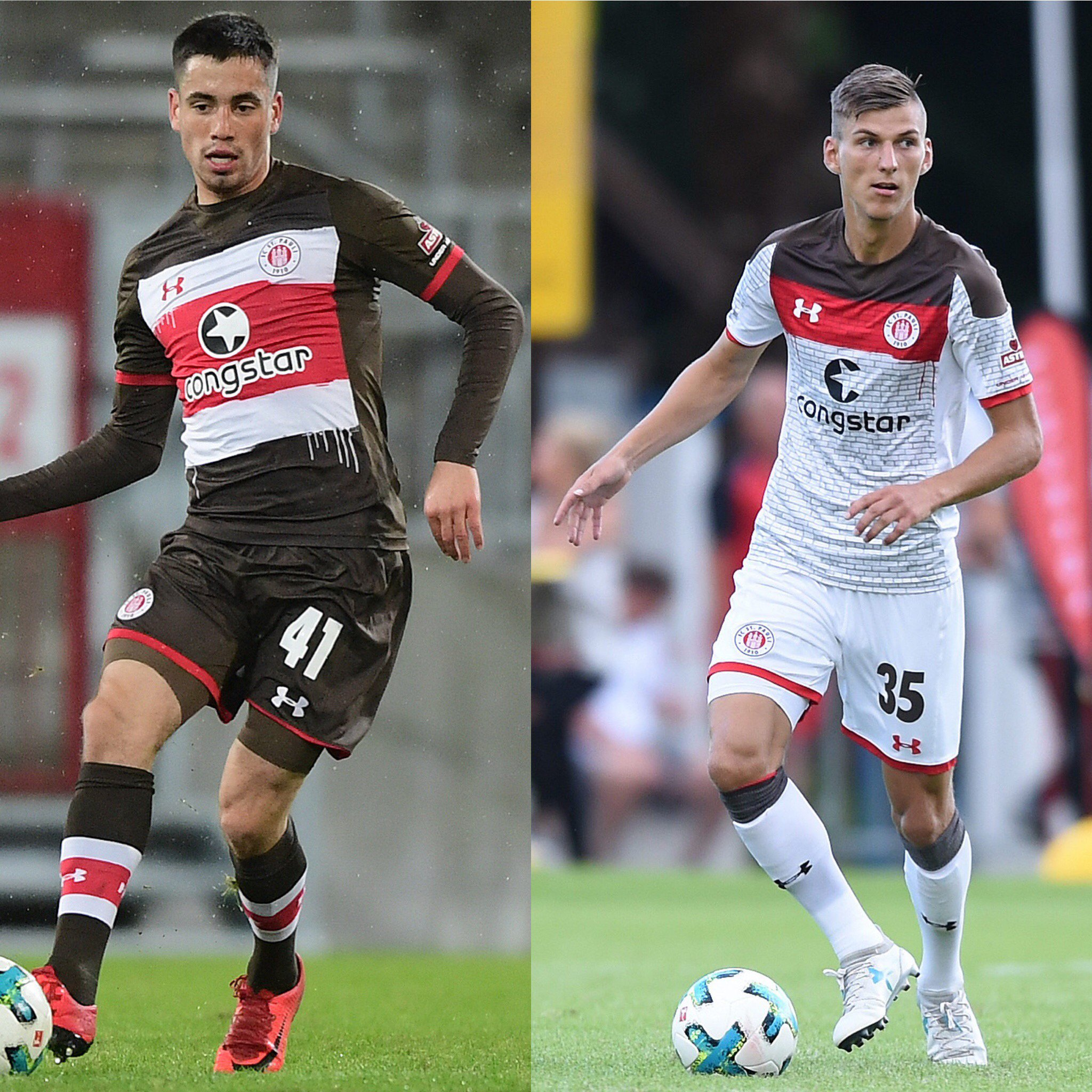 Spieler St Pauli