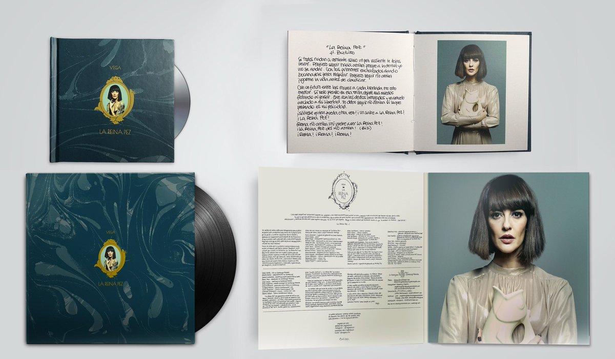"Vega >> álbum ""La Reina Pez"" - Página 5 DXR6nPKX0AErU5Z"