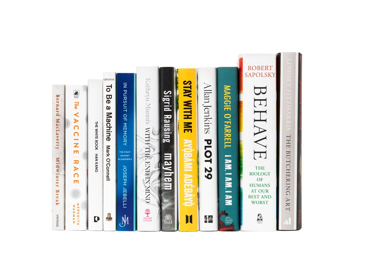 #COMPETITION: For a chance to #win ALL of the fantastic #fiction and #nonfiction #WBP2018 longlisted titles, simply RT, follow and answer: Which title won the 2017 prize? Competition closes 9am Monday (5 March). Good luck!