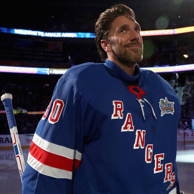 Happy birthday to Henrik Lundqvist and good morning everyone!