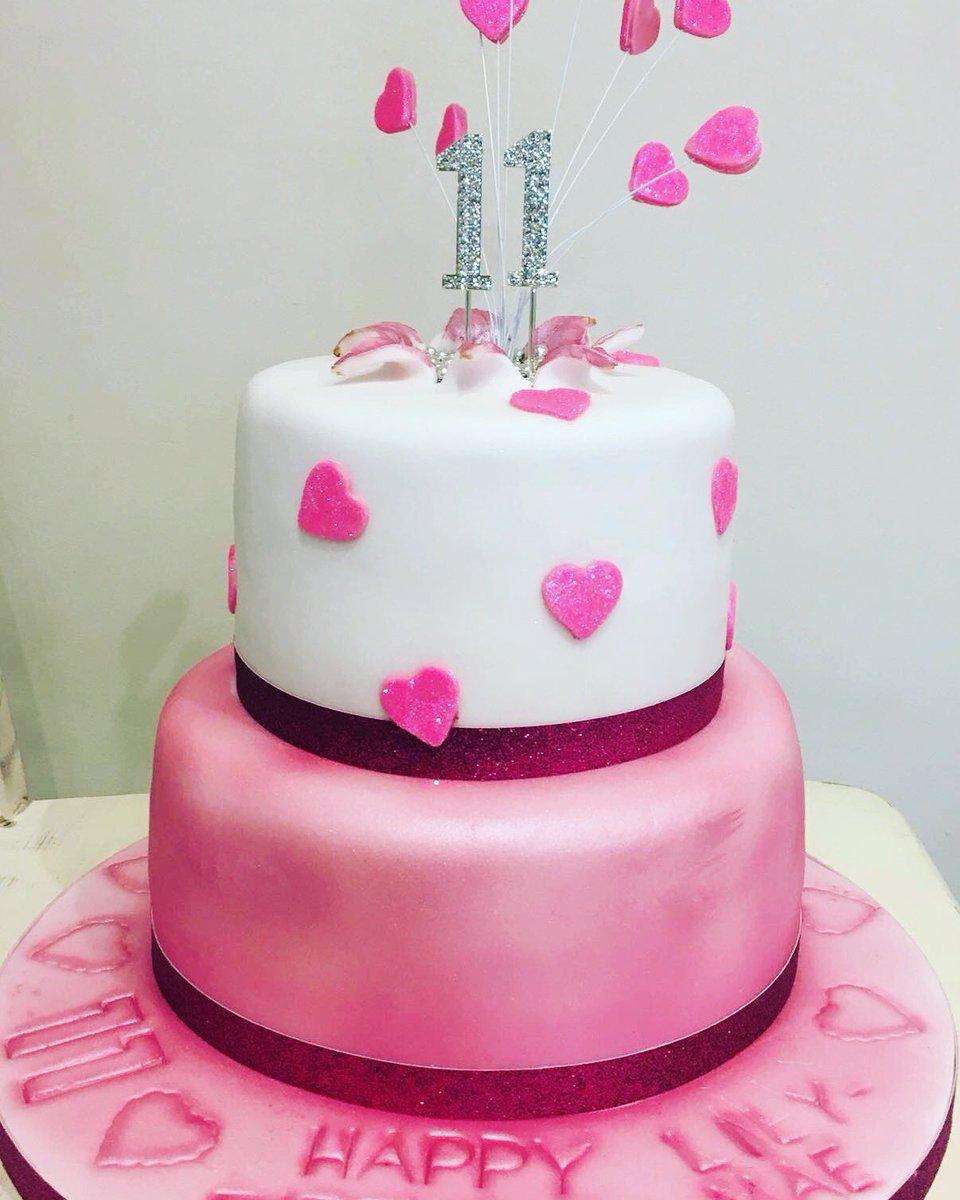 Nelren Cake Design On Twitter Happy 11th Birthday Gorgeous Girl