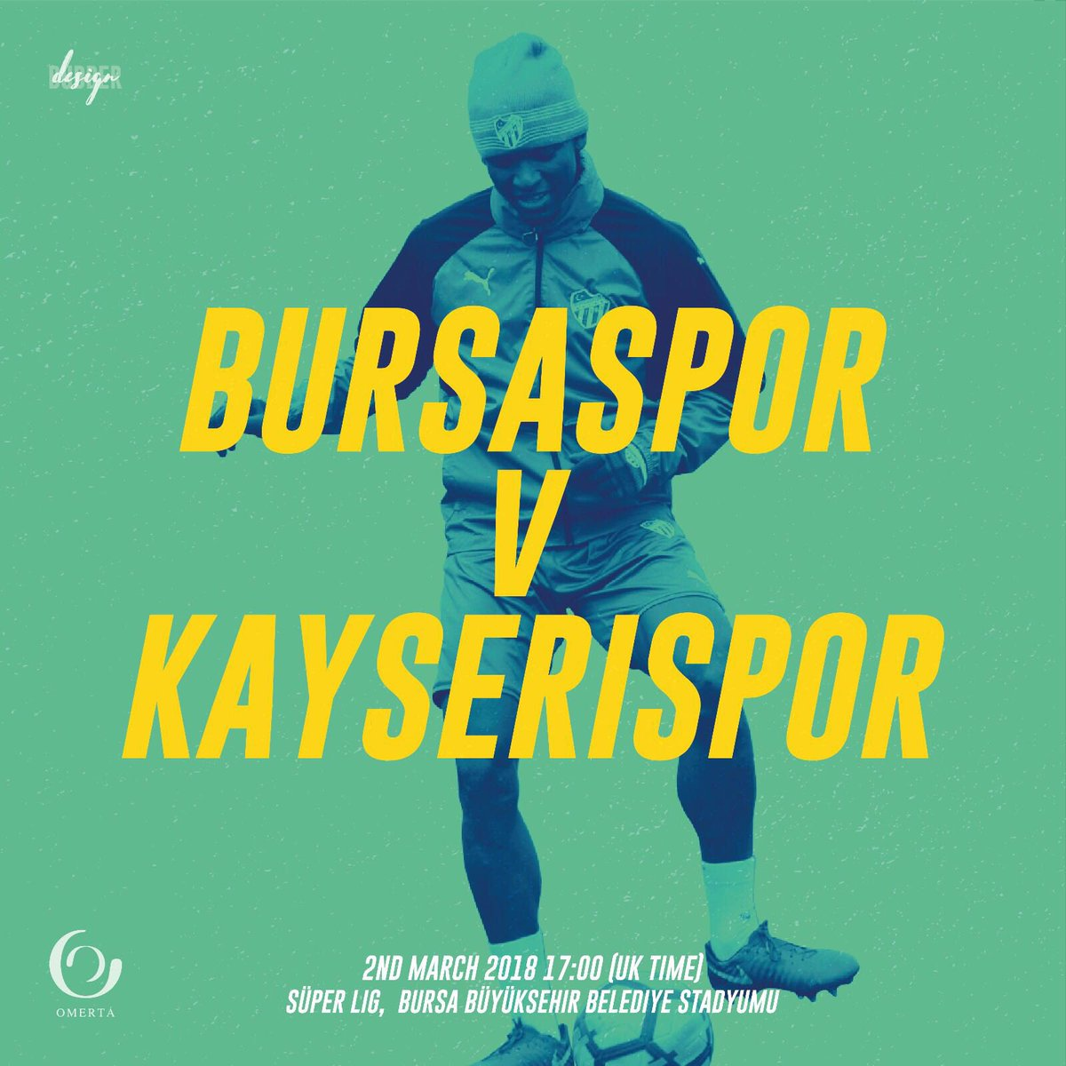 Match Day! 🐊 @BursasporSk