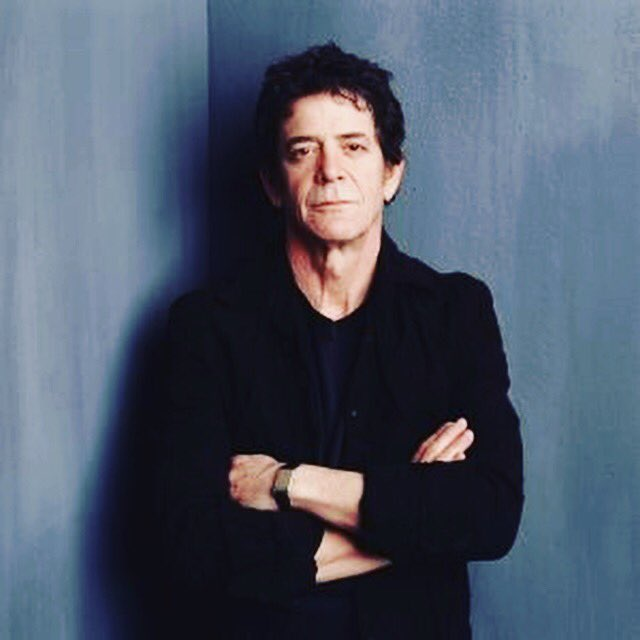 Lou Reed, born on this day back in 1943. Happy bday Lou.