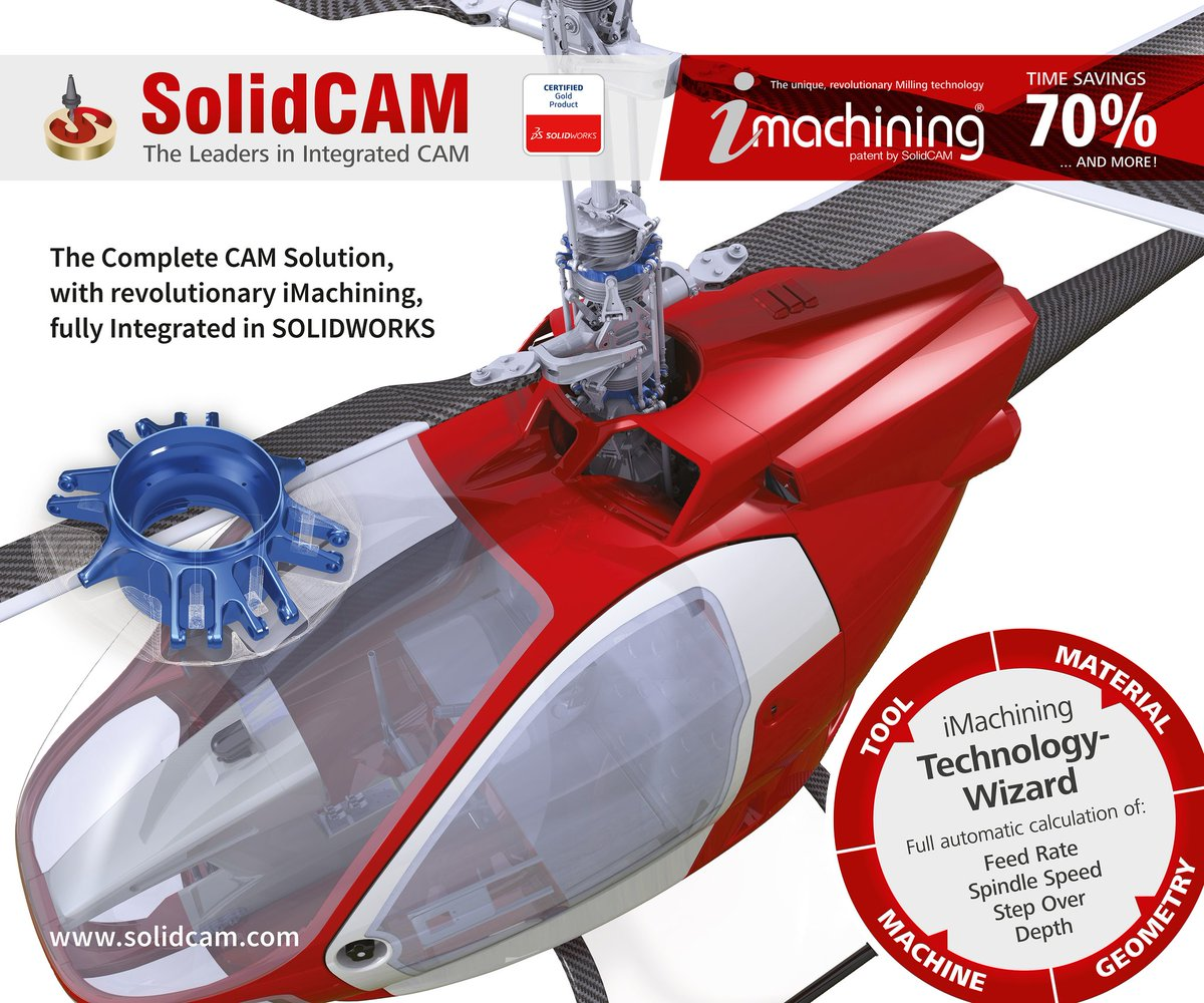 SolidCAM on Twitter: