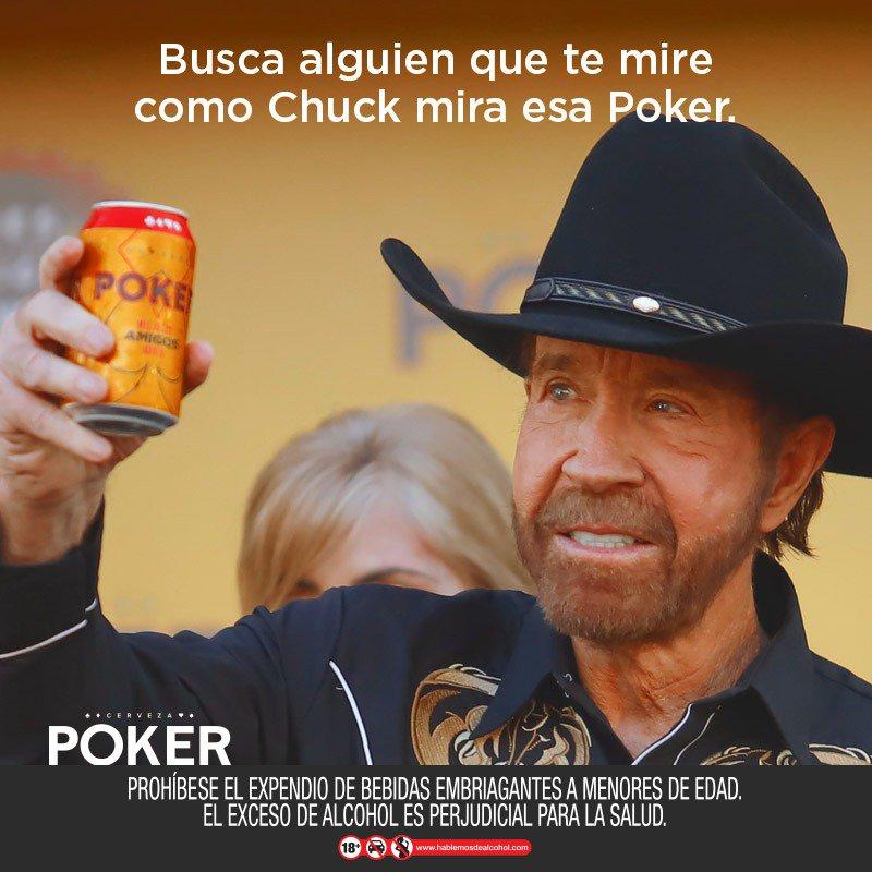 Chuck norris poker cerveza game free casino roulette
