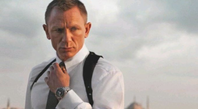 Happy Birthday to Daniel Craig