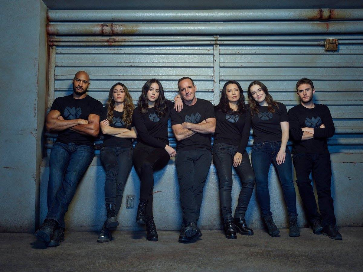 Image result for agents of shield the real deal