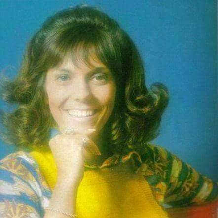 She would be 68 today she is still with us.. Happy birthday Ms. Karen Carpenter!