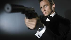 "Happy Birthday to actor, and my 2nd favorite ""James Bond\"", Daniel Craig..."