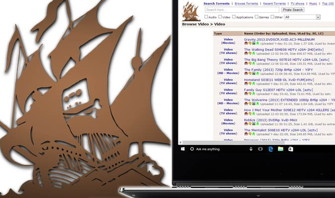 is pirate bay down for good
