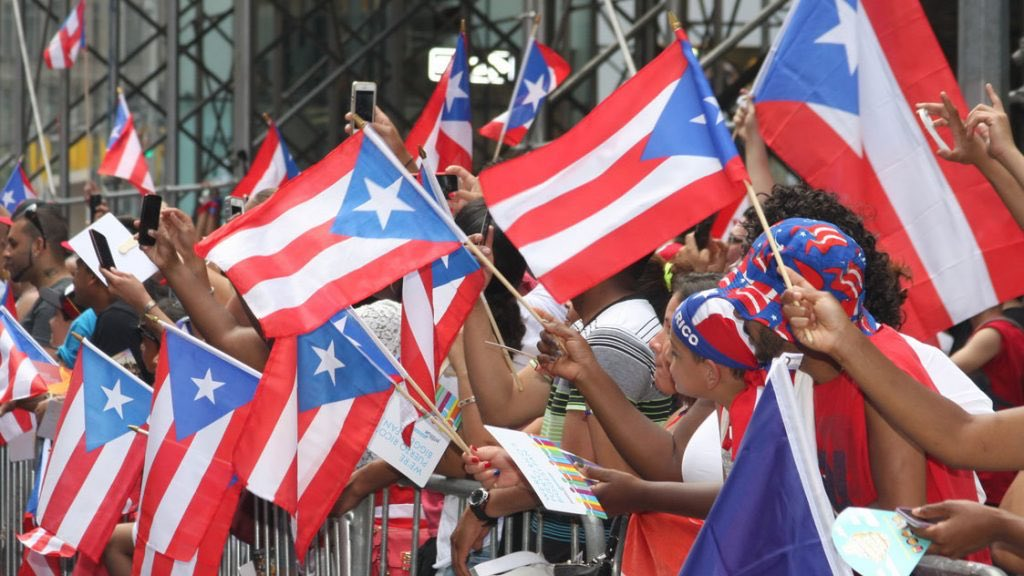 On this day in 1917, #PuertoRico becomes a U.S territory and Puerto Rican's are granted statutory American citizenship  🇺🇸🇵🇷