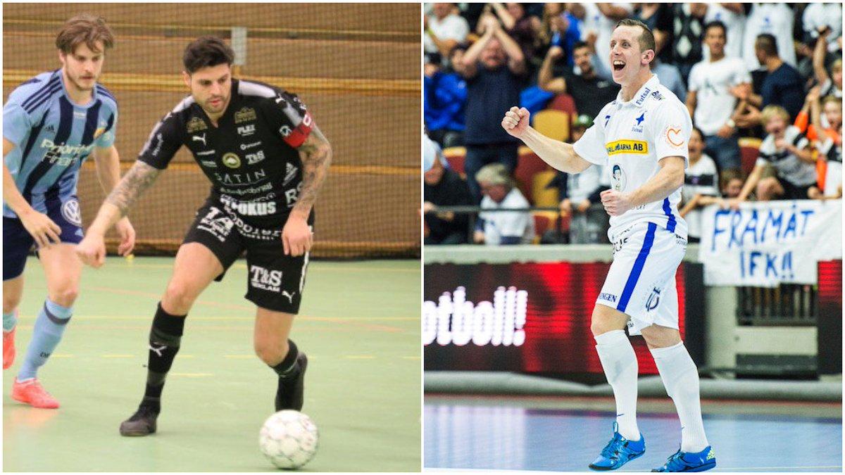 Imorgon spelas finalen av Svenska Futsalligan mellan  Orebrofutsal och   ifkfutsal Se matchen live på vår hemsida  ... 406d7edc432ab