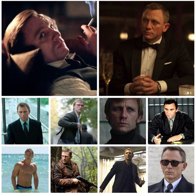 Happy 50th birthday to Daniel Craig! Which of his performances is your favourite?