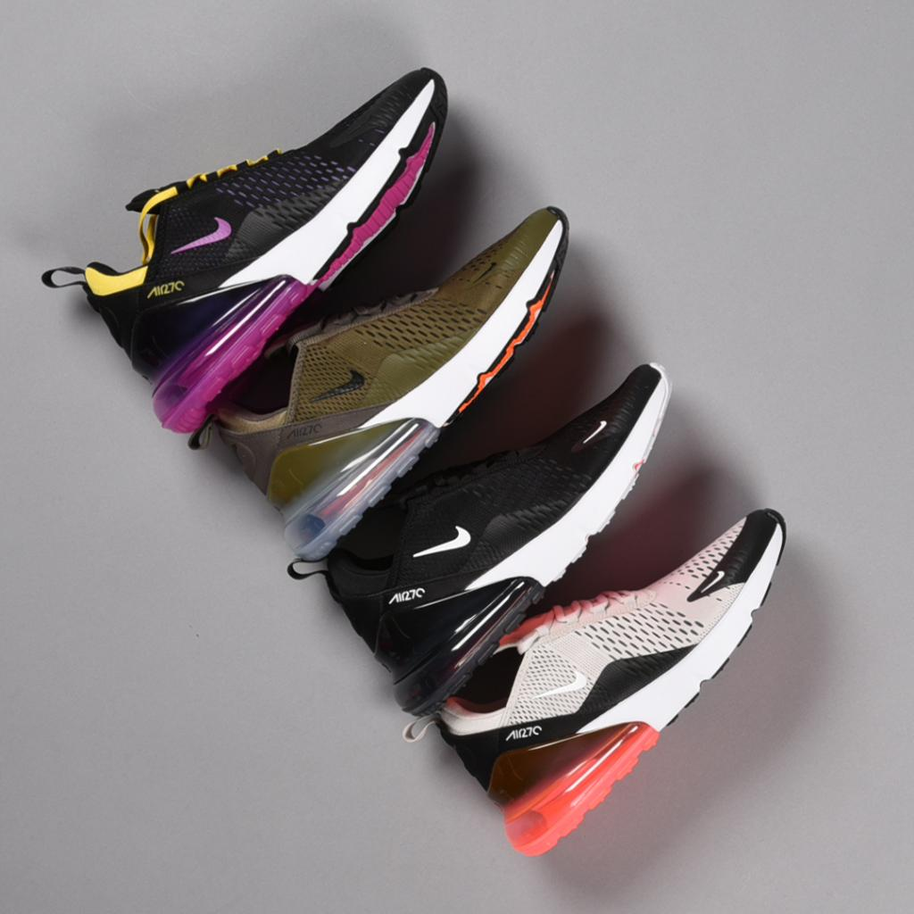 The #Nike Air Max 270 is available now