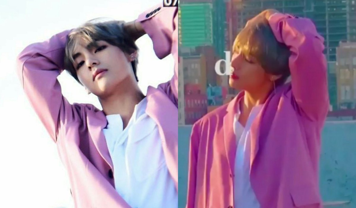 not to be dramatic but Kim Taehyung owns...