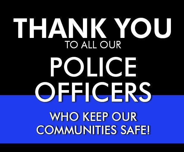Can we get 100 retweets to thank every Old Bridge Police Officer for keeping our schools safe?