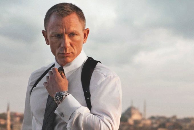 Happy 50th birthday to Daniel Craig today!