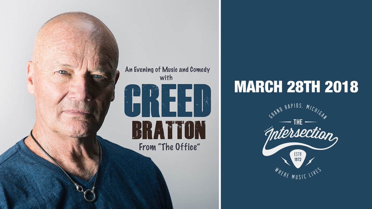 Creed Bratton: Creed Bratton (@creedbratton)
