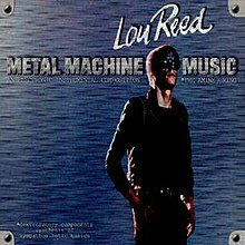 Happy birthday to Lou Reed who created the only important album of the 20th century: Metal Machine Music