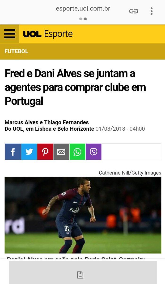 2a21c2076 ... .uol.com.br futebol ultimas-noticias 2018 03 01 fred-e-dani-alves-se- juntam-a-agentes-para-comprar-clube-em-portugal.amp.htm  …pic.twitter.com Nob7uAcYnz