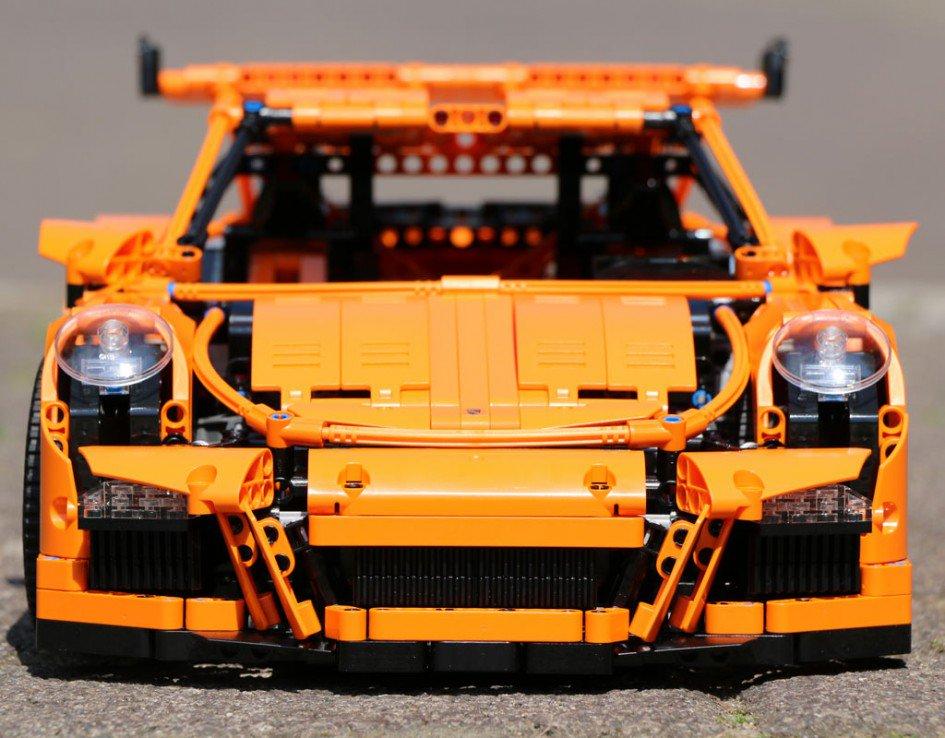 "Zusammengebaut on Twitter: ""#LEGO Technic Porsche 911 GT3 RS 42056 ..."