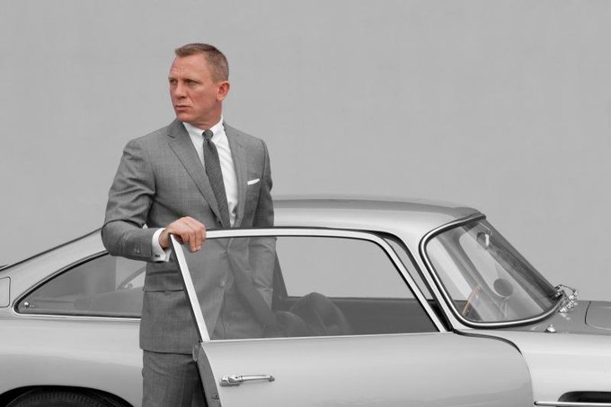 Craig. Daniel Craig. Happy Birthday, Commander Bond!