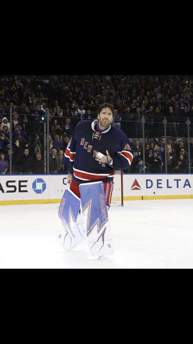 To the man who deserves the world, Happy Birthday Henrik Lundqvist