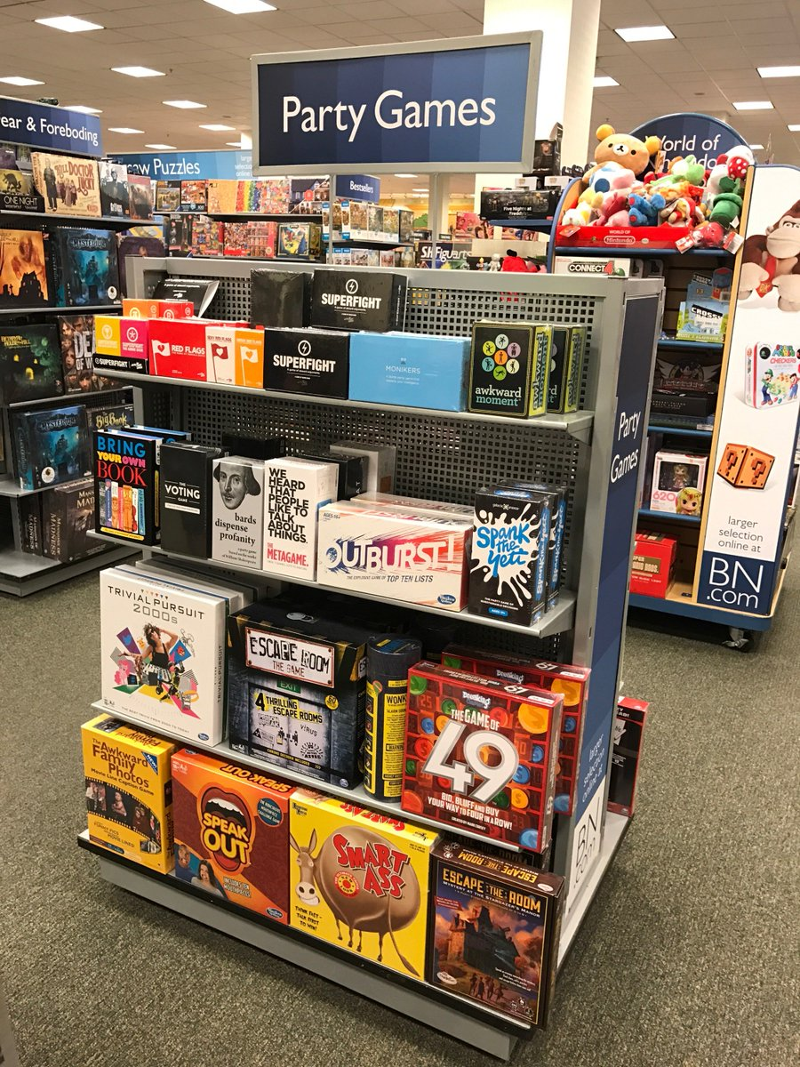 Spanktheyeti On Twitter Heading To A Party This Weekend Swing By Barnes Noble To Pick Up Your New Favorite Party Game Spanktheyeti Thevotinggame Metagame Awkwardfamilyphotos Speakout Smartass Outburst Redflags Superfight Monikers