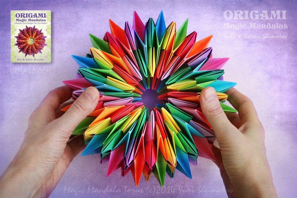 Origami Petal Fold Tutorial - YouTube | 800x1200