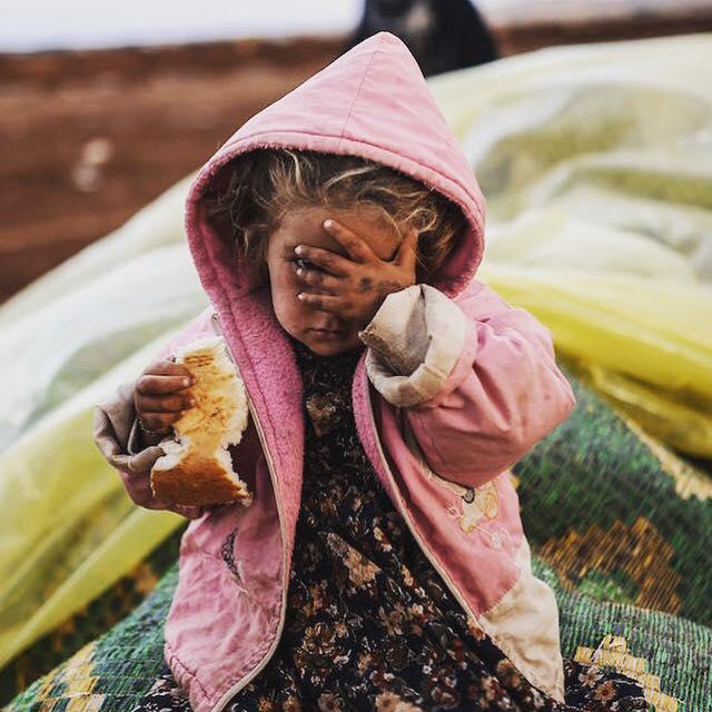 Bambini in Siria