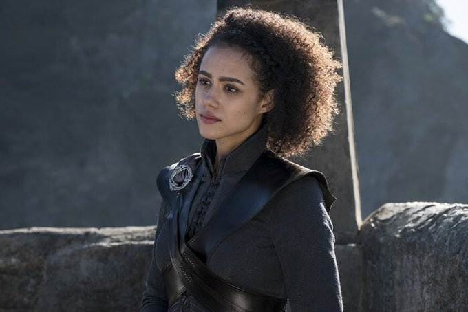 Happy 29th Birthday Nathalie Emmanuel