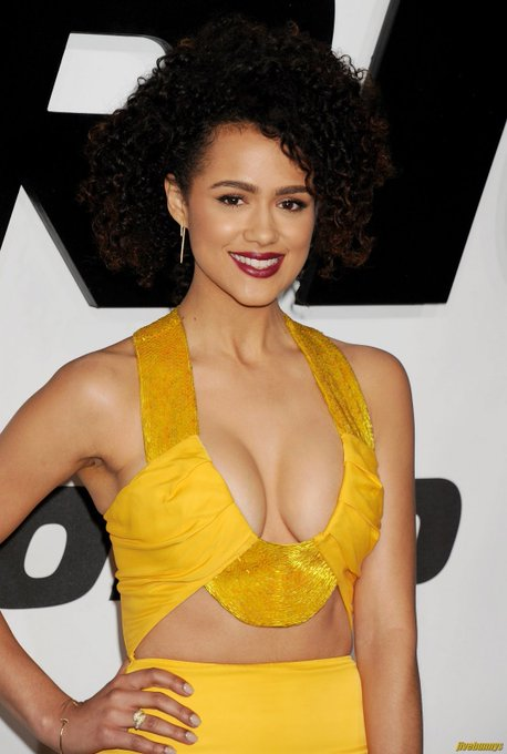 Happy Birthday Nathalie Emmanuel