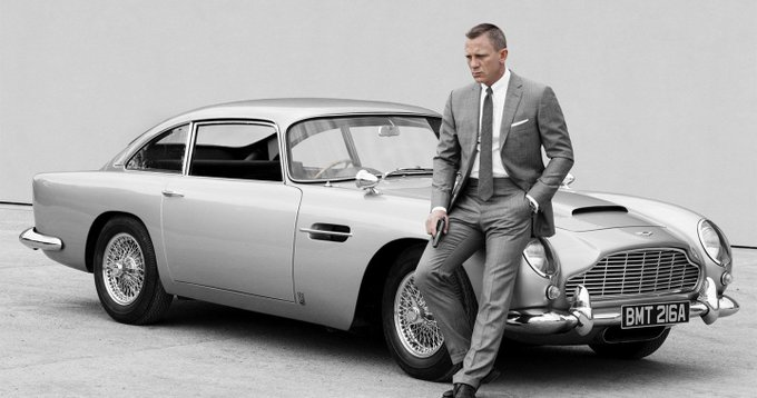 Happy Birthday Daniel Craig