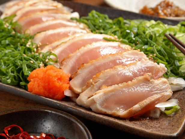 Usda Food Safety On Twitter Chicken Sashimi Is A Dish That Is