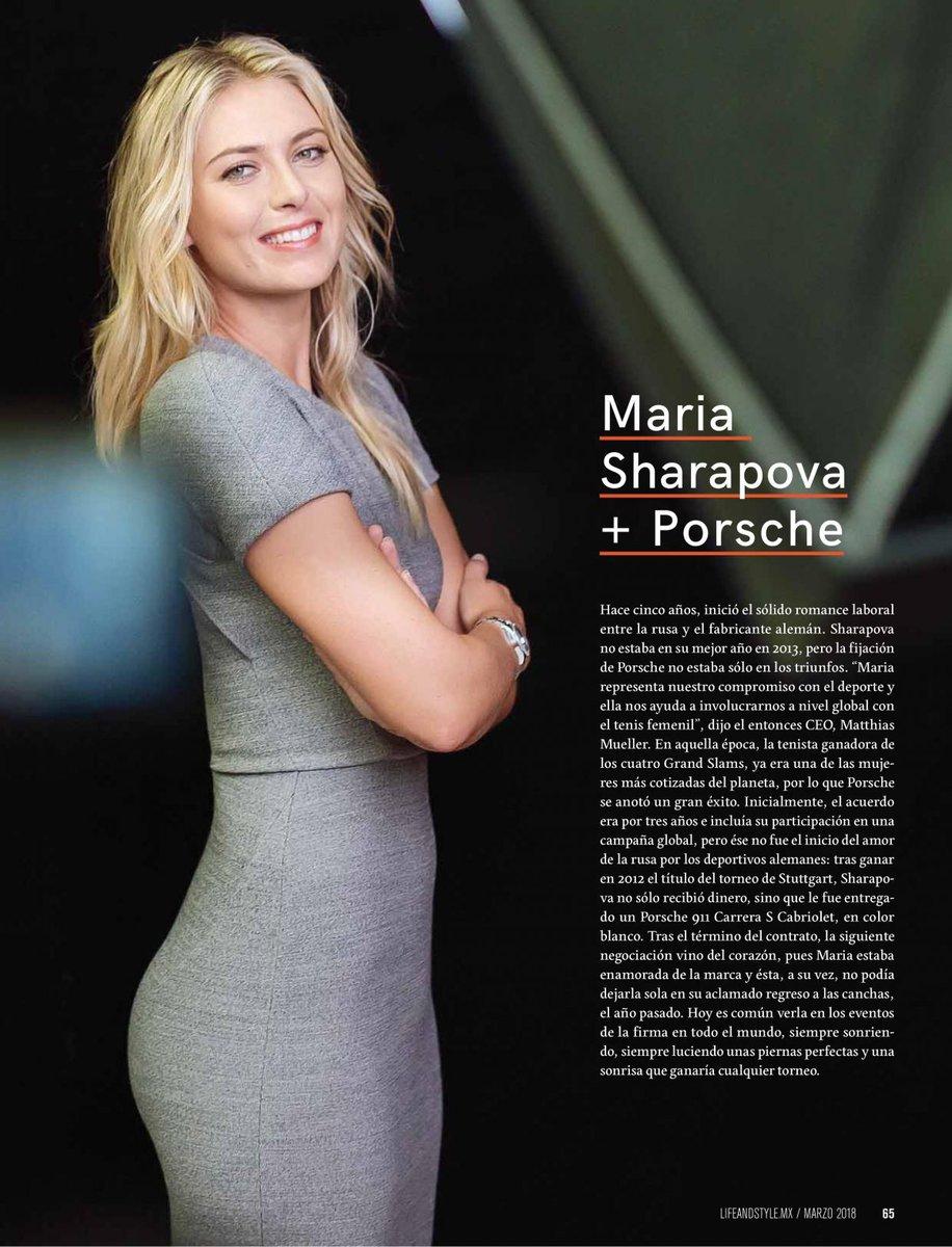 MARIA SHARAPOVA - Página 20 DXTc6woX0AA2I7X