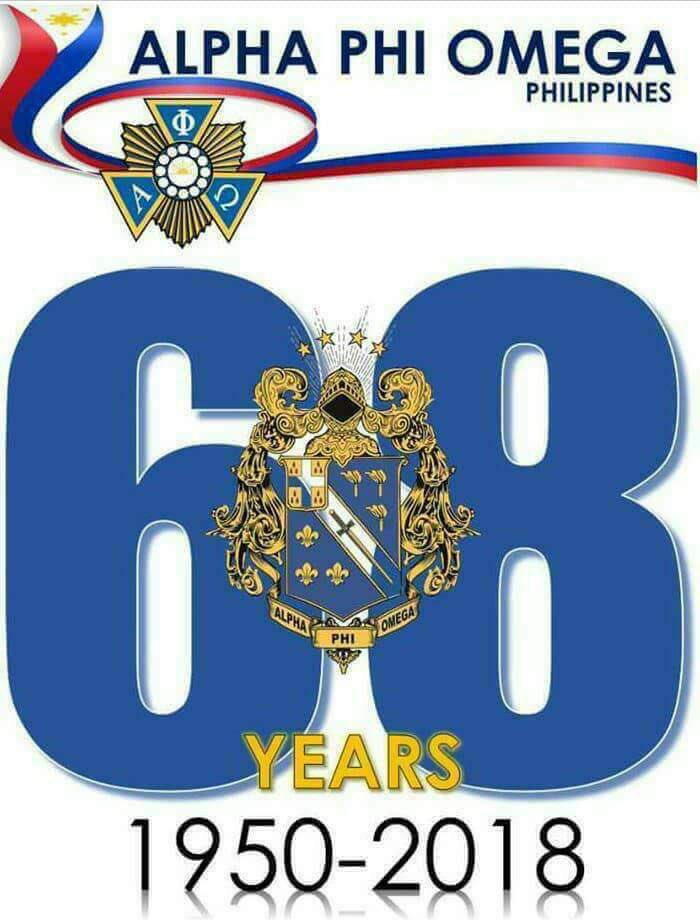 Alpha Phi Omega On Twitter Happy 68 National Anniversary To The
