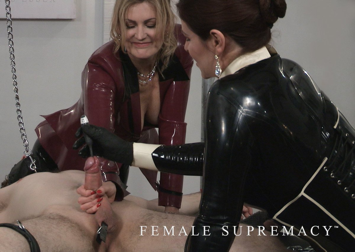 Female domination film