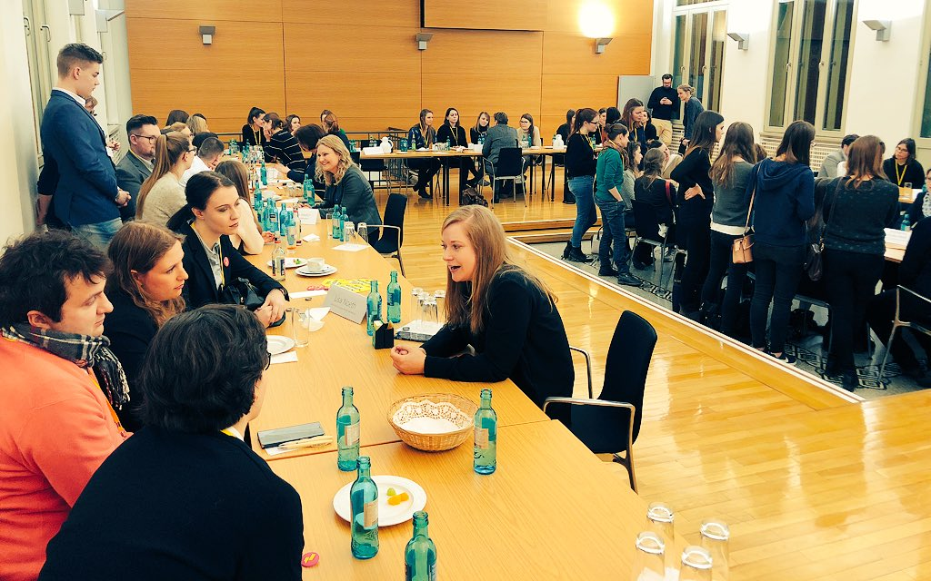 Speed-Dating gießen 2015