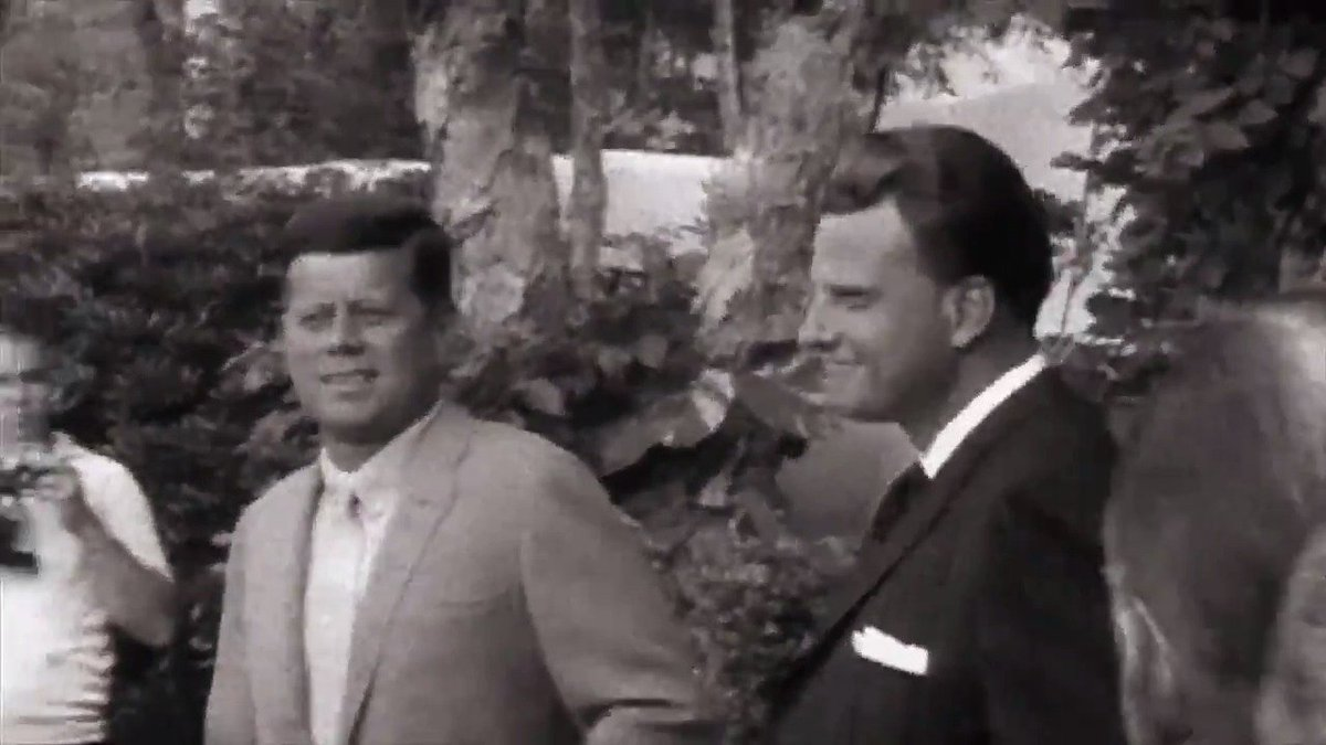 Dive into the life of Reverend Billy Graham. Join the conversation tonight at 7/6c using #FOX.