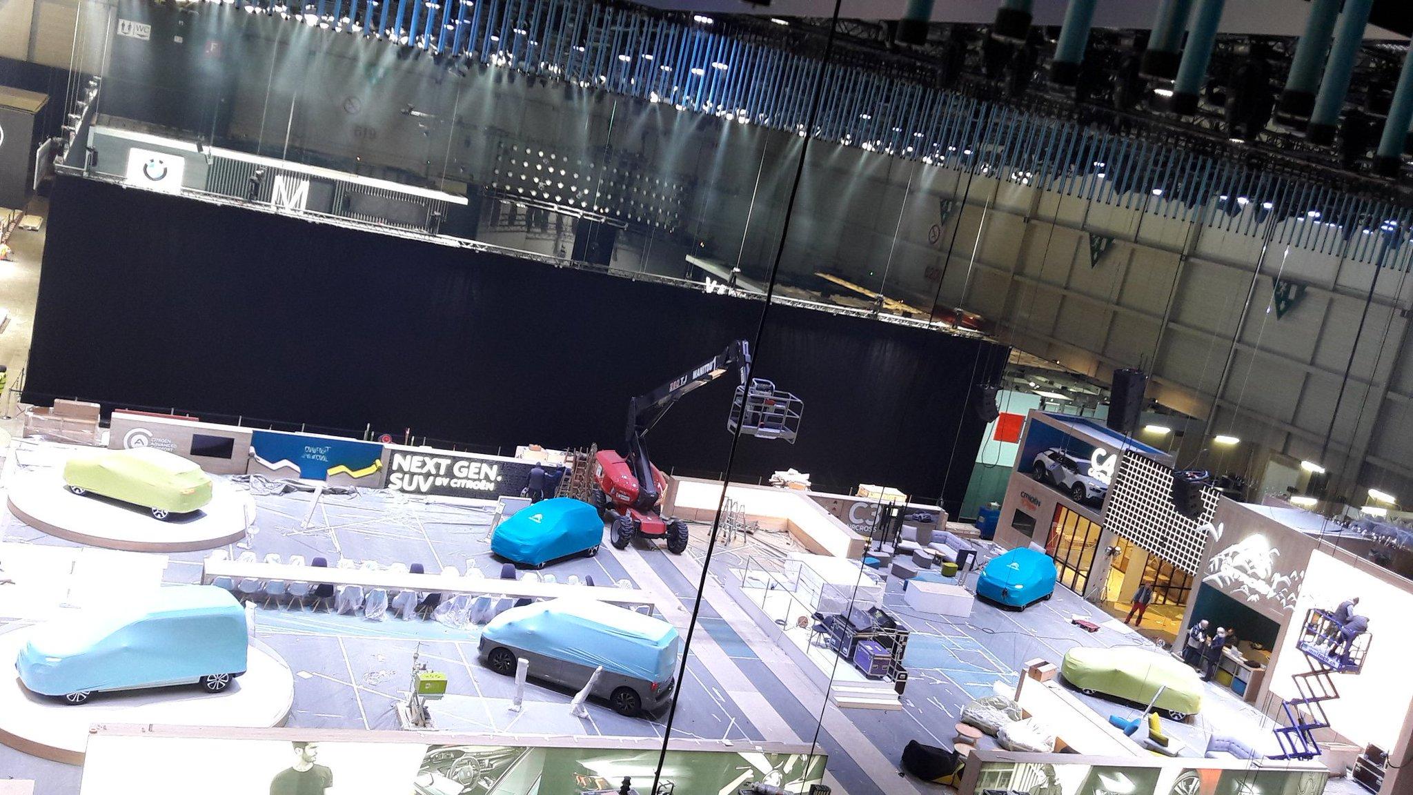 2018 - (Suisse) Salon de l'Automobile de Genève - Page 3 DXUCtpLW0AMsn9x