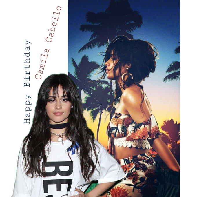 Happy Happy Birthday    Camila