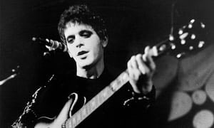 Also, happy birthday to the late and very great Lou Reed